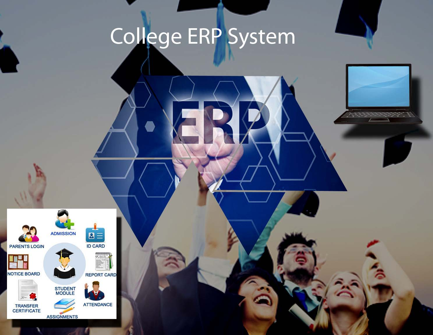 College ERP System