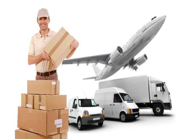 Courier Service ERP System