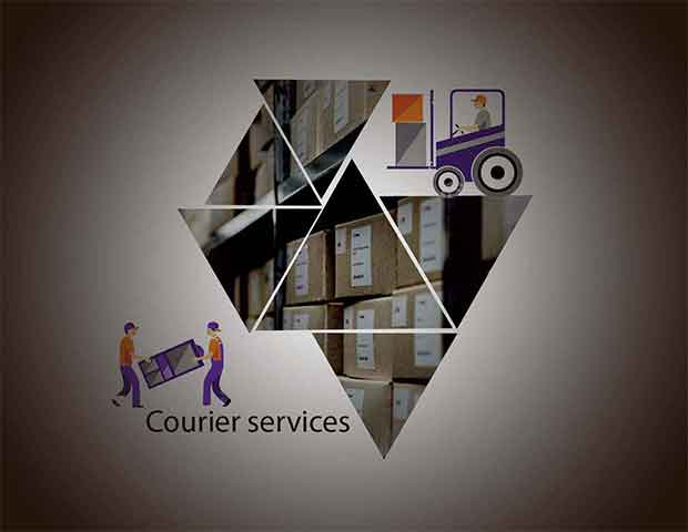 Courier ERP System